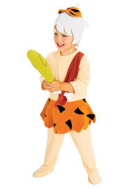 Funny Kids Costumes Girls Boys Funny Halloween Costume by Kids Bamm Bamm Costume Bamm Bamm Flintstone Costumes