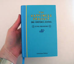 buy the happiness project 5 year journal at mighty ape nz