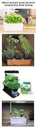 buyer u0027s guide comparing the top 4 indoor herb garden kits