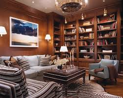 Bookcases With Lights Library Lights Houzz