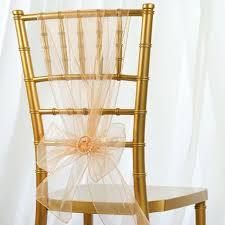 chair sashes wholesale 5pc x chair sash organza tablecloths factory
