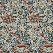 designer wandle william morris wandle indigo madder tapet décoration