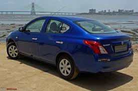 nissan sunny white nissan sunny review and photos