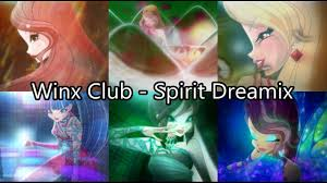 winx club spirit dreamix
