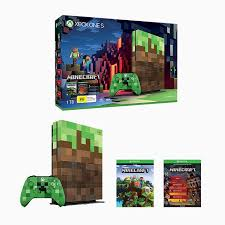 xbox target australia xbox one s 1tb minecraft limited edition console bundle target
