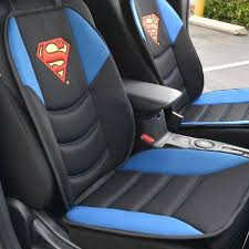 superman car seat cushion padded comfort support for car truck
