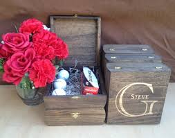 Keepsake Box Personalized Groomsmen Gift Keepsake Box Set Of 6 Rustic Laser Engraved