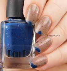 don deeva varnish cute u0026 creepy thermal nail polish swatch