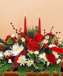 a very merry christmas centerpiece holiday flowers woyshners
