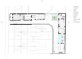 technical drawing floor plan gallery of italianate house renato d ettorre architects 33