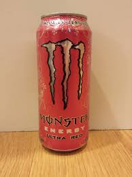 caffeine review monster energy ultra red