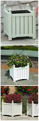 25 best square planters ideas on pinterest cedar planters