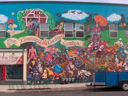 Mural Artist by Pdx Mural Art U2013alberta Arts District Octavine Illustration