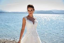 wedding dress a line a line eddy k bridal gowns designer wedding dresses 2018