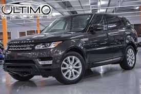 range rover sport custom wheels pre owned 2013 land rover range rover sport sc limited edition suv