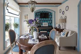 Mediterranean Dining Room Furniture by Mediterranean Style Living Room In A Vacation Home Home Interior