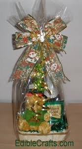 christmas gift basket ideas diy edible gift basket candy