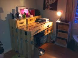 fabriquer un bureau avec des palettes fabriquer un bureau avec des palettes avec fabriquer un bureau