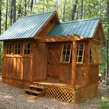 Building Backyard Shed How To Build A Shed On The Cheap U2014 The Family Handyman