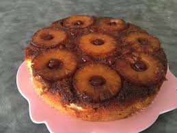 pineapple upside down cake my version youtube