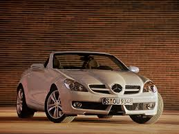 2007 mercedes benz slk class information and photos zombiedrive