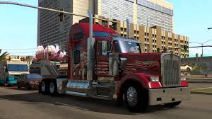 volvo american truck okyanus ötesinden american truck simulator görüntüleri
