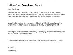 how to write acceptance letter 100 images 5 acceptance letter