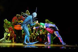 cirque bureau the sse arena belfast belfast