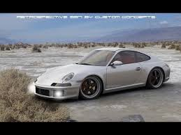 custom porsche wallpaper 2012 custom concepts porsche retrospective 997 by zolland design