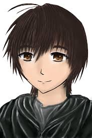anime portrait of me by darcrai recolored by dj zemar on deviantart