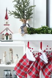 christmas mantel classic white christmas mantel decor the happy housie