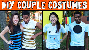 cheap diy halloween costumes for couples instagram snapchat