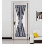 door curtain panel