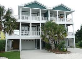 duplex beach house plans teal exterior duplex beach house traditional exterior other