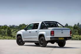 vw ute volkswagen launches amarok dark label limited edition in the uk