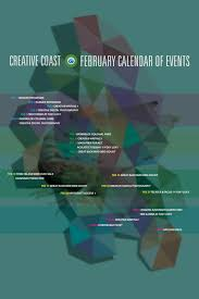 creative coast type poster series u2013 graphic design and