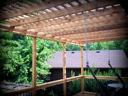 Pergola And Decking Designs by Deck Design And Building In Chesterfield Mo St Louis Decks