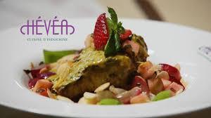 escoffier cuisine hevea cafe bahrain signature dish escoffier madras kingfish
