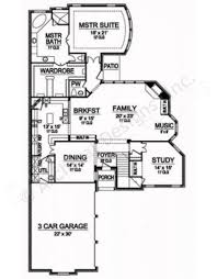 canyon springs house plan home plans by archival designs