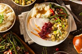 restaurants serving thanksgiving dinners in 2015