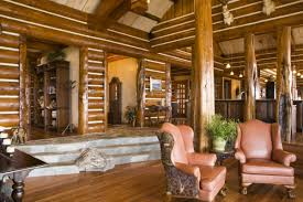 log homes interiors beautiful log home photo gallery