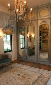 bedrooms french country bedroom gilded frame mirrors french