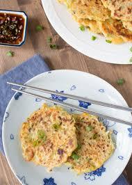 cuisine pancake vegetable pancake