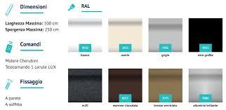 colori tende da sole tenda da sole a bracci t rex automatica tende da sole torino