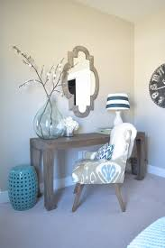 The Styling Hutch Shelf U0026 Console Table Styling 101 Zdesign At Home