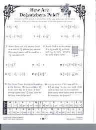 punchline bridge to algebra worksheets answers 28 images marcy