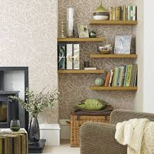 livingroom shelves attractive fireplace shelves decorating ideas decor of living room