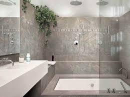 Gray Tile Bathroom Ideas by Best 20 White Tile Bathrooms Ideas On Pinterest Modern Bathroom