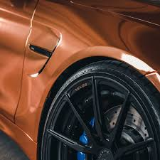 rose gold hummer rose gold bmw m4 on velos s10 1 pc forged wheels velos