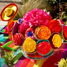 mexican party table decorating idea mexican fiesta party ideas